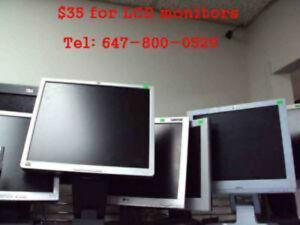 """Dell/Acer/Lenovo/LG/HP/Planar 17"""" 19"""" 20"""" 22"""" LCD Monitor"""