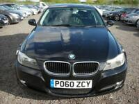 2010 60 BMW 3 SERIES 2.0 318D SE BUSINESS EDITION 4D 141 BHP DIESEL