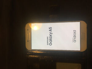 Samsung A5 for sale , unlocked and mint condition