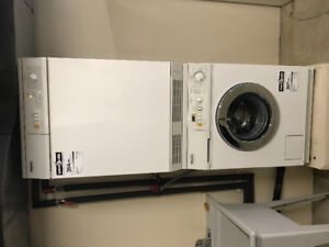 EUC Miele washer and dryer set apartment size