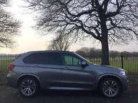2016 66 BMW X5 3.0 M50D 5D AUTO 376 BHP DIESEL
