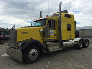 2013 Kenworth W900L - Train Spec