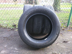 225 65 17 Set of (4)  Continental Cross Contact LX Tires.