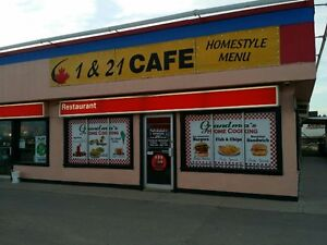 Restaurant Space for Lease (Highway #1&21 in SK)