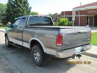 2002 Ford F-150 XLT Extended Cab 4x4 ** 121km on Eng **