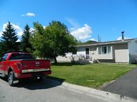 Bungalow in Crowsnest Pass  AB