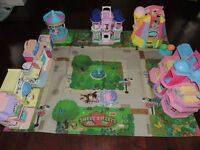 Fisher Price Loving Family Sweet Streets collection