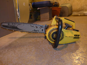 McCulloch Chainsaw Power Mac 6 London Ontario image 1