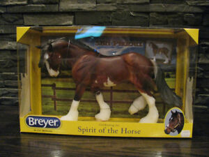 Do you collect Breyer horses and other model horses?