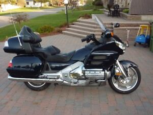 GL1800 GOLD WING 2009