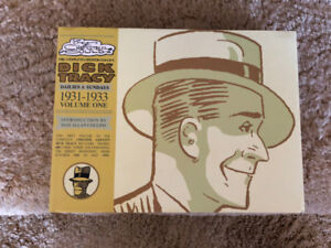 Dick Tracy Dailies and Sundays HC by Chester Gould Book