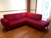 Sofa 3 places sectionnel Italsofa