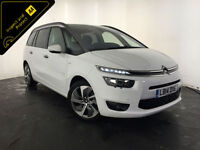 2014 CITROEN C4 GRAND PICASSO EXCLUSIVE + HDI 7 SEATS 1 OWNER FINANCE PX