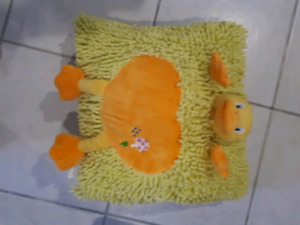 Ducky kids pillow