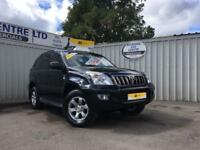 Toyota Land Cruiser 3.0 D-4D ( 201bhp ) auto Invincible