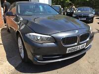 2010 BMW 5 Series 3.0 530d SE 4dr
