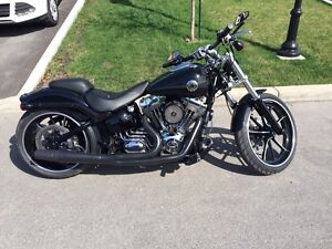 Harley softail breakout fxsb 2015