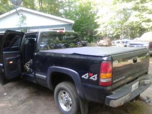 2001 Chevy Silverado HD2500