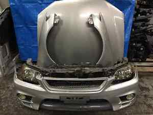 NEW CONTAINER! NEW FRONT END CONVERSIONS SUBARU HONDA NISSAN ETC