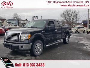 2010 Ford F-150 XLT XTR  | Fresh Trade In | Low Kms | 4X4 |