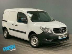 2016 MERCEDES-BENZ CITAN 1.5 109 CDI BLUEEFFICIENCY 0D 90 BHP DIESEL