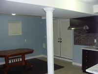 New Basement for rent- Walkout-Seperate Entrance