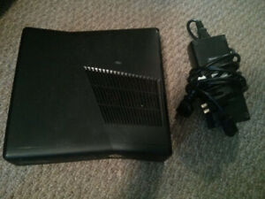 4GB Xbox 360 Slim Console Only