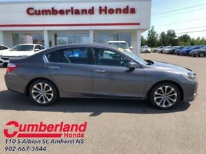 2013 Honda Accord Sedan Sport  -  Bluetooth -  Fog Lights