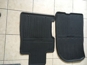 Floor rubber mats for Honda Civic 2014