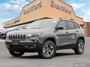 2019 Jeep Cherokee Trailhawk  - Navigation -  Uconnect - $251 B/