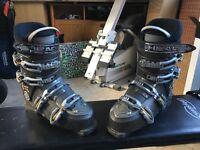 Head ski boots used