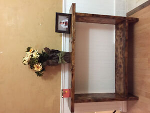 FS- rustic entry table