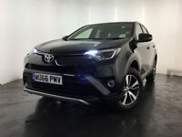 2016 66 TOYOTA RAV4 BUSINESS EDITION D-4D DIESEL ESTATE 1 OWNER FINANCE PX