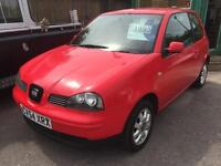 54 Seat Arosa 1.0S 3 DOOR, LOW TAX LOW INSURANCE IDEAL FIRST CAR
