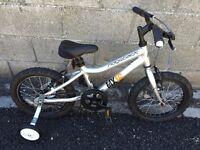 Ridgeback MX16 child's bicycle