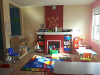 Affordable daycare centre in downtown