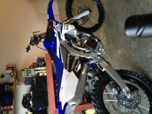Five Hours On YZF 450 Or Trade For Two STroke