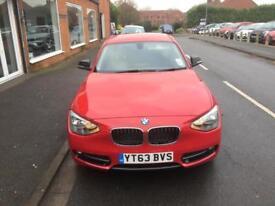 2013 BMW 1 SERIES 116i Sport
