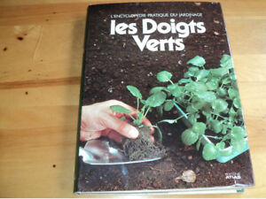 collection les doigts vert