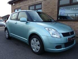 2007 SUZUKI SWIFT 1.3 GL HATCHBACK PETROL