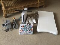 Nintendo Wii Bundle inc. 6 games