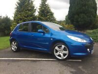 PEUGEOT 307 1.6 HDI SPORT LEATHER!!!