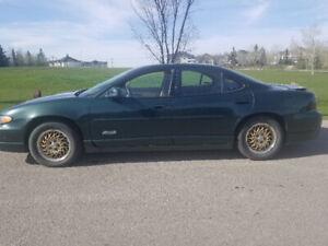 1998 Pontiac Grand Prix GTP SUPERCHARGED RARE