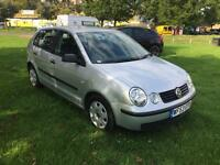 2003 Volkswagen Polo 1.2 ( 55bhp ) S + New Cambelt and Full service History