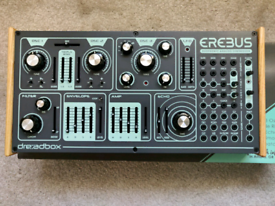 Dreadbox Erebus 3 semi modular synth, in as new conditions
