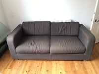 Habitat sofa bed + armchair