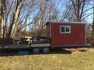 Camper/Toy Hauler.. Trade for boat