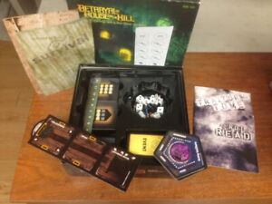 Betrayal at House on the Hill (Board Game)
