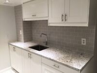 PIckering 1 bedroom legal basement apartment (Whites & Strouds)