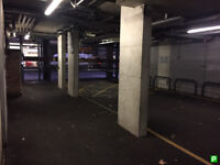 Private parking space available 24/7 very close to Victoria station